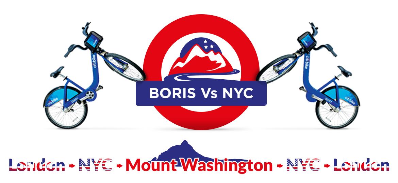 Boris vs NYC Challenge