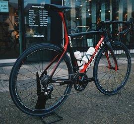First Look: Pinarello Dogma F10 vs Dogma F8 Road Bikes