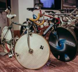Colnago: Factory and Museum Visit
