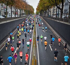 Top Tips for your First Marathon