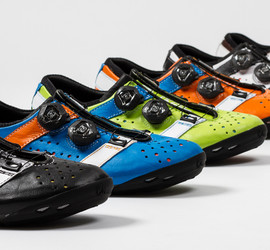 Heat Molding Bont Cycling Shoes