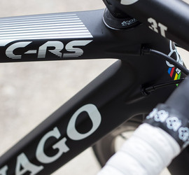 Colnago C-RS Road Bike Review