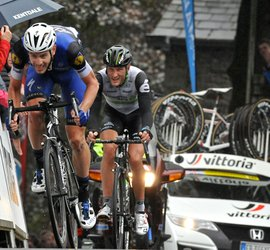 Win a place in the Vittoria Neutral Service Car at the Tour of Britain