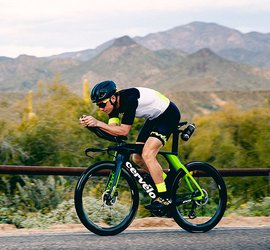 Introducing the new Cervelo P5 Time Trial Bike