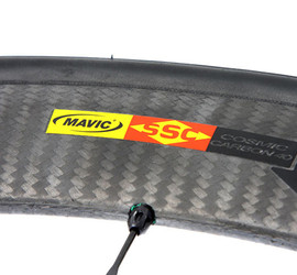 Mavic Cosmic Carbone 40C Wheelset Review