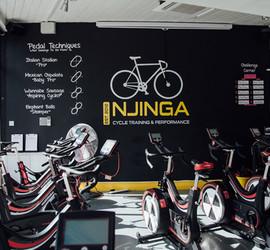 Njinga Cycling - Sigma Sports Official Training Partner