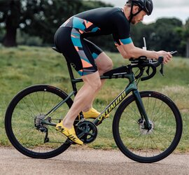 Convert your Road Bike for Triathlon