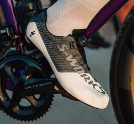 First Look: The Specialized S-Works EXOS Shoes