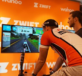 Wahoo Zwift UK Tour London Event 2017 Recap