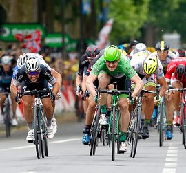 Tour de France 2016:  Green Jersey Contenders