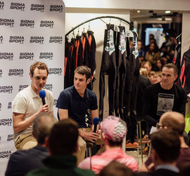 In Conversation with the Brownlees