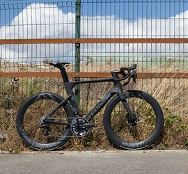 A Closer Look at the Cannondale SystemSix Road Bike