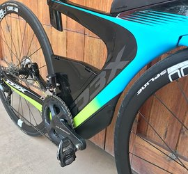 Introducing the new Cervelo P3X Triathlon Bike