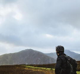 Coast to Coast - Cycling across Snowdonia Day One