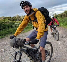 Coast to Coast - Cycling across South West England with Trail Unknown