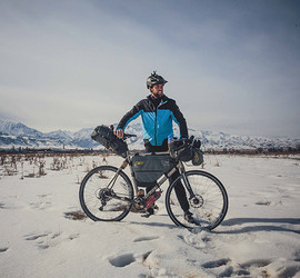 Beyond The Bicycle - Ed Shoote Adventure Cyclist