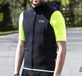 Gore Bike Wear Power Soft Shell Jersey Review
