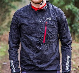 Gore Bike Wear Rescue Windstopper Active Shell Jacket Review