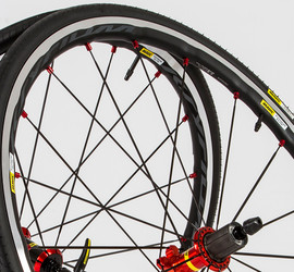 Mavic Ksyrium Elite Wheelset Review