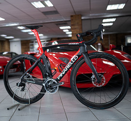 Introducing the Pinarello Dogma F12