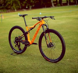 Specialized Epic FSR Elite Carbon World Cup Mountain Bike Review