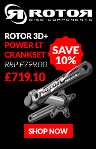 Rotor 3D Power LT Crankset