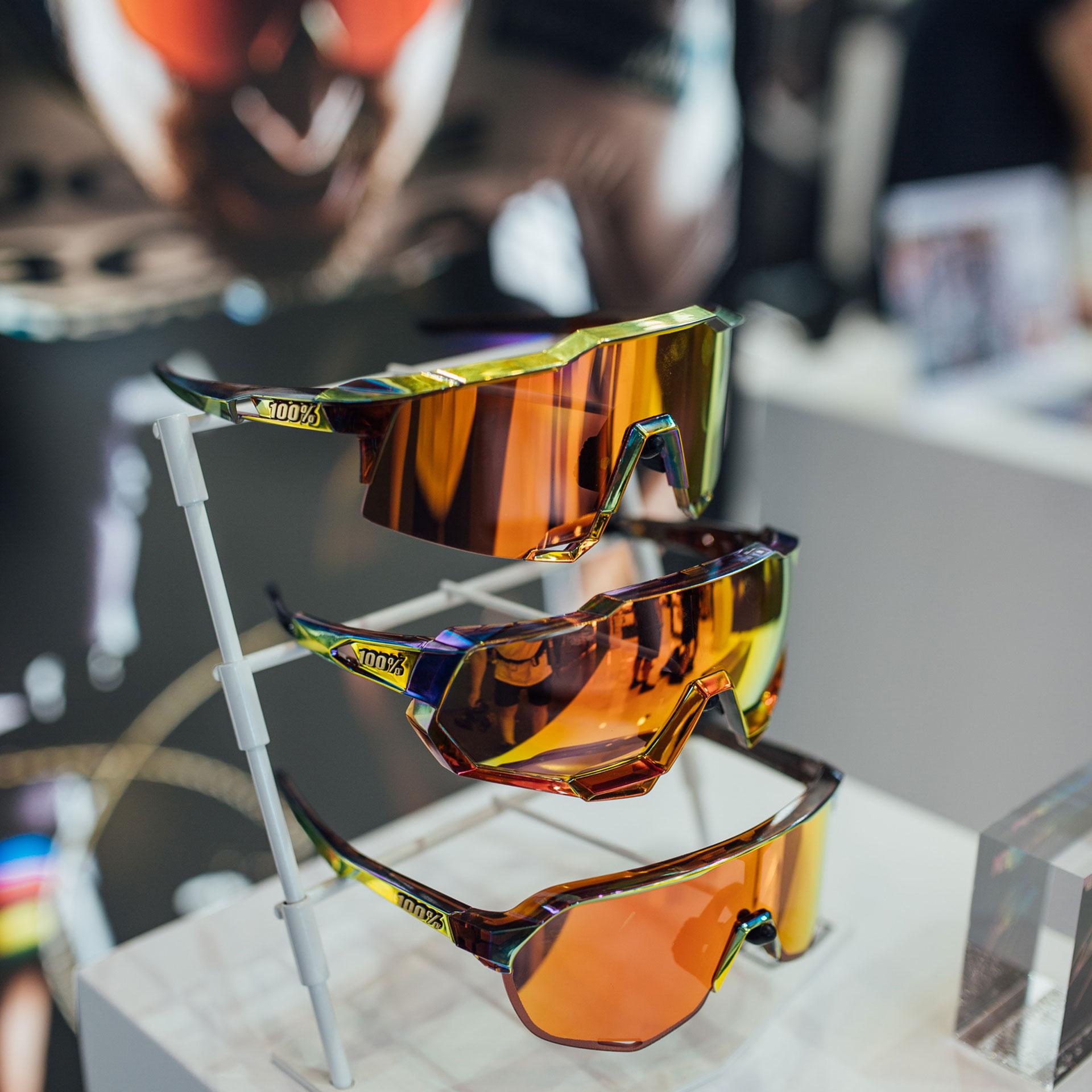 100% Sagan Limited Edition Sunglasses Range