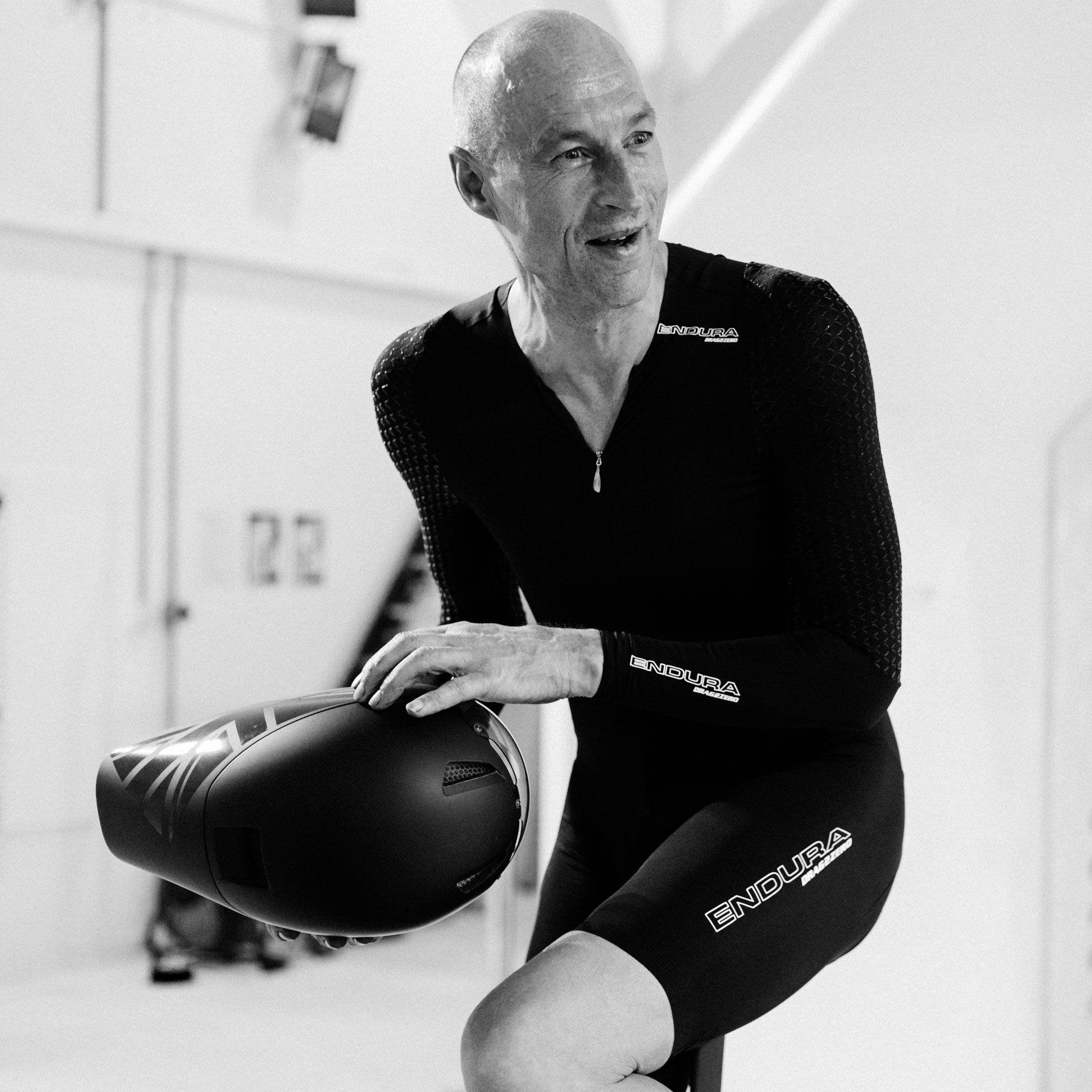 Graeme Obree Encapsulator