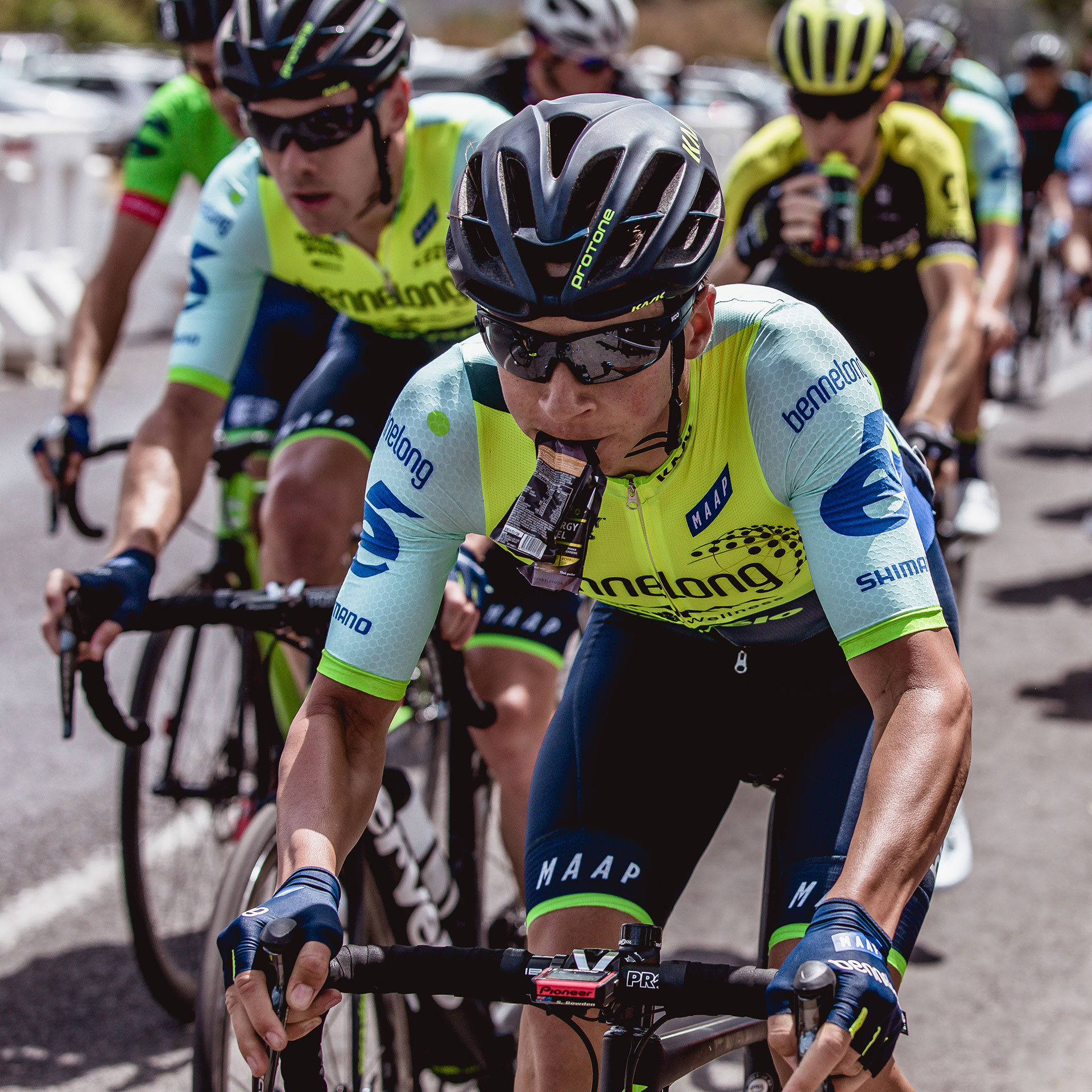 Bennelong SwissWellness Team Rider