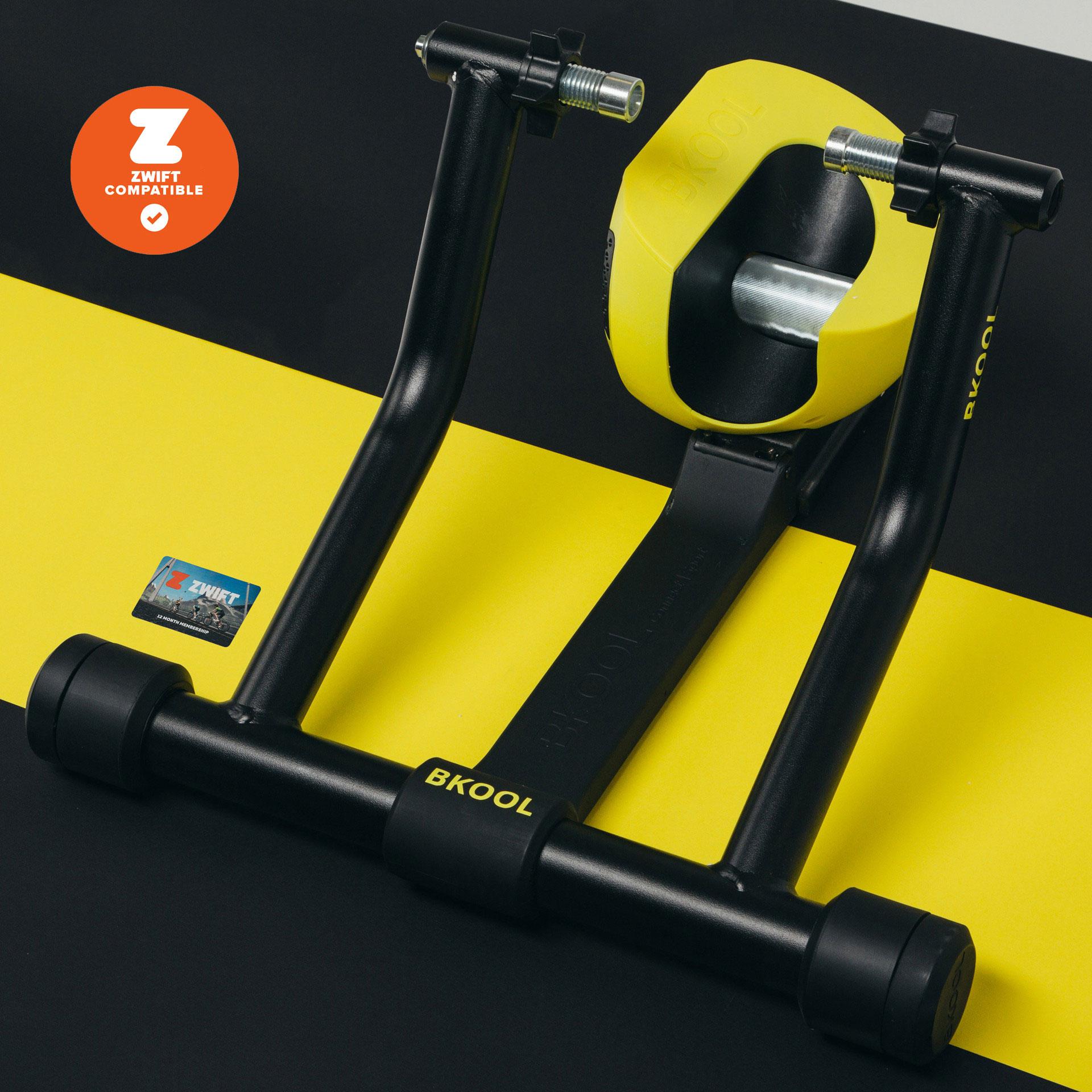 Bkool Smart Pro 2 Turbo Trainer Bundle