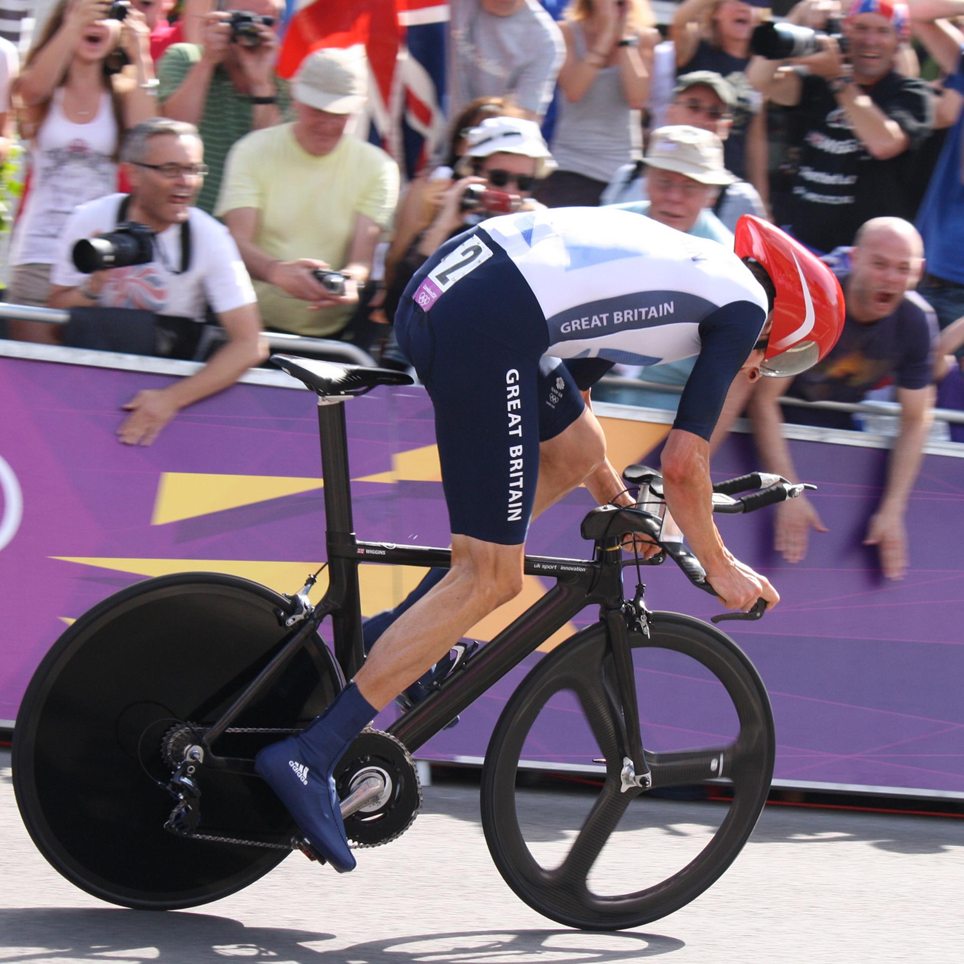 Bradley Wiggins TT Sigma Sport