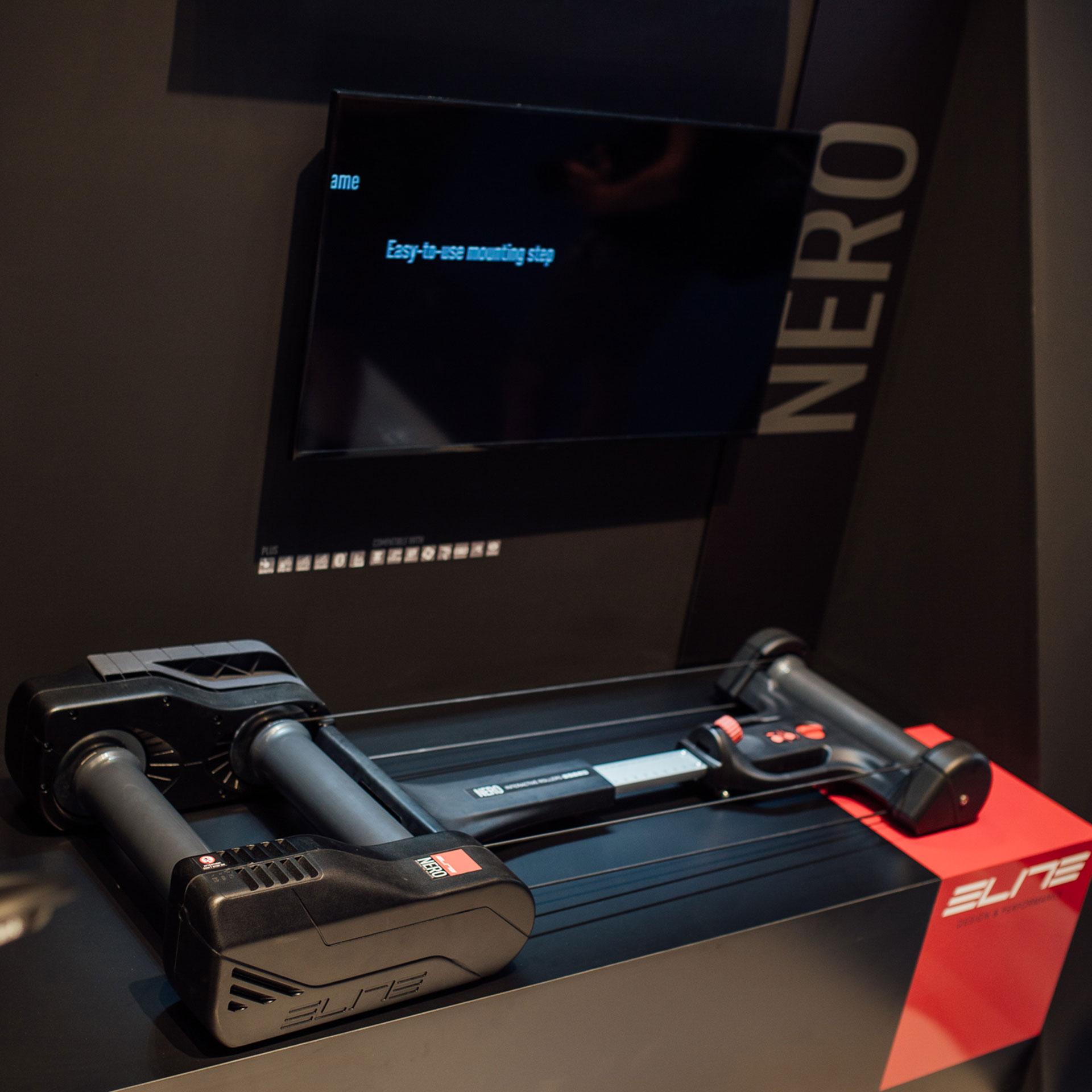 Elite Nero Interactive Rollers