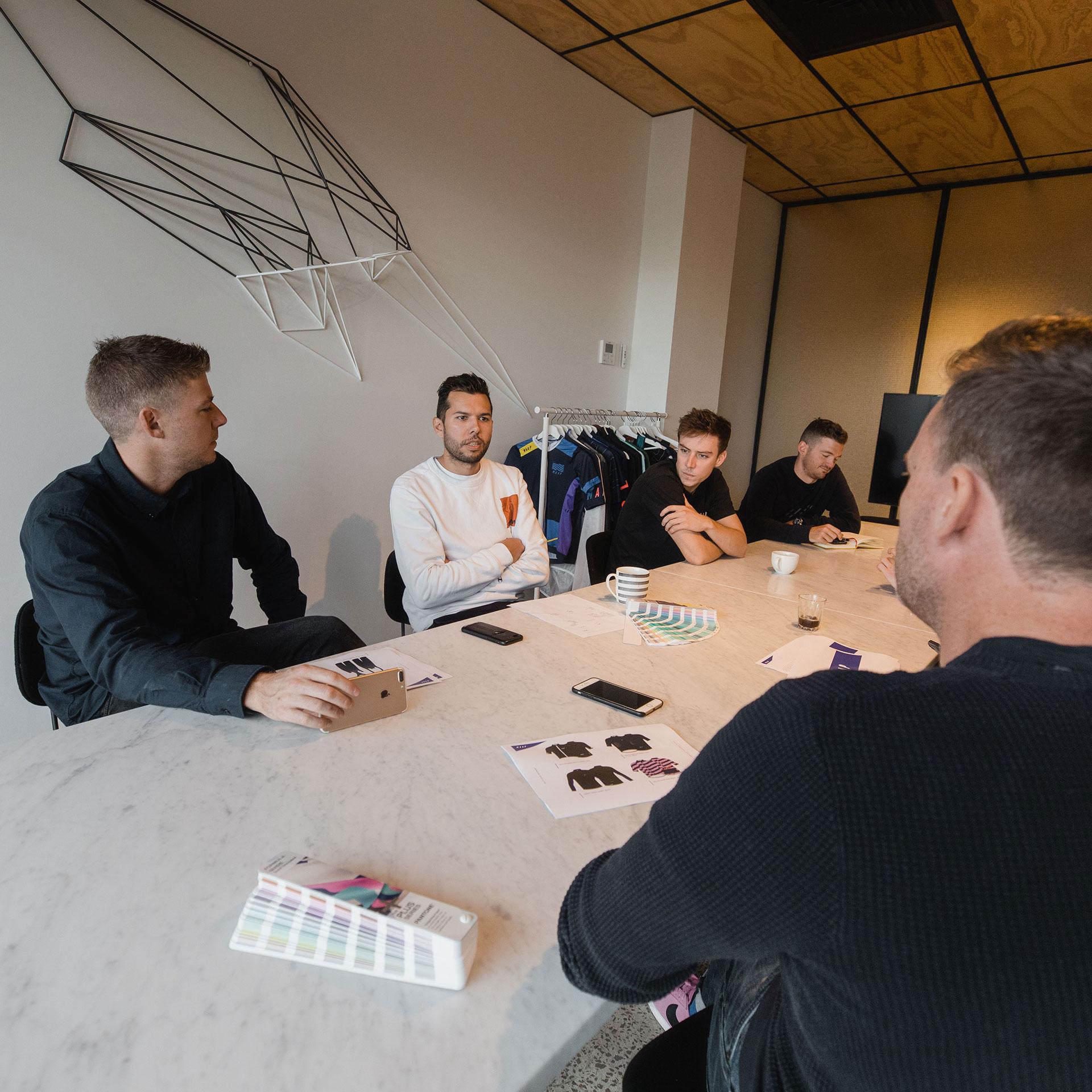 MAAP Office Meeting