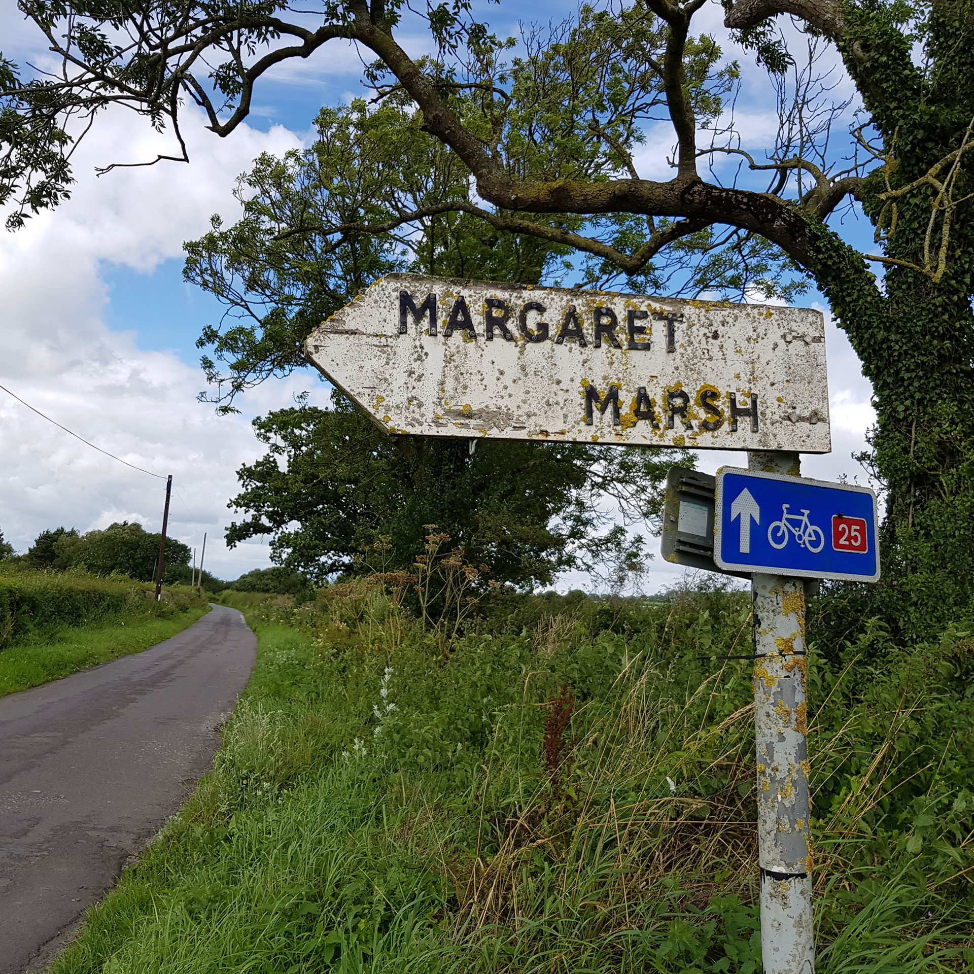 Margaret Marsh Sign