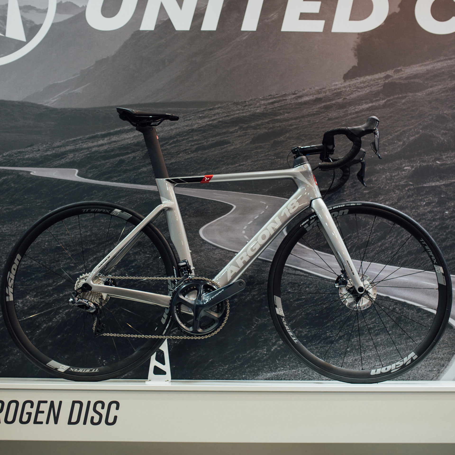 Argon 18 Nitrogen Disc Road Bike