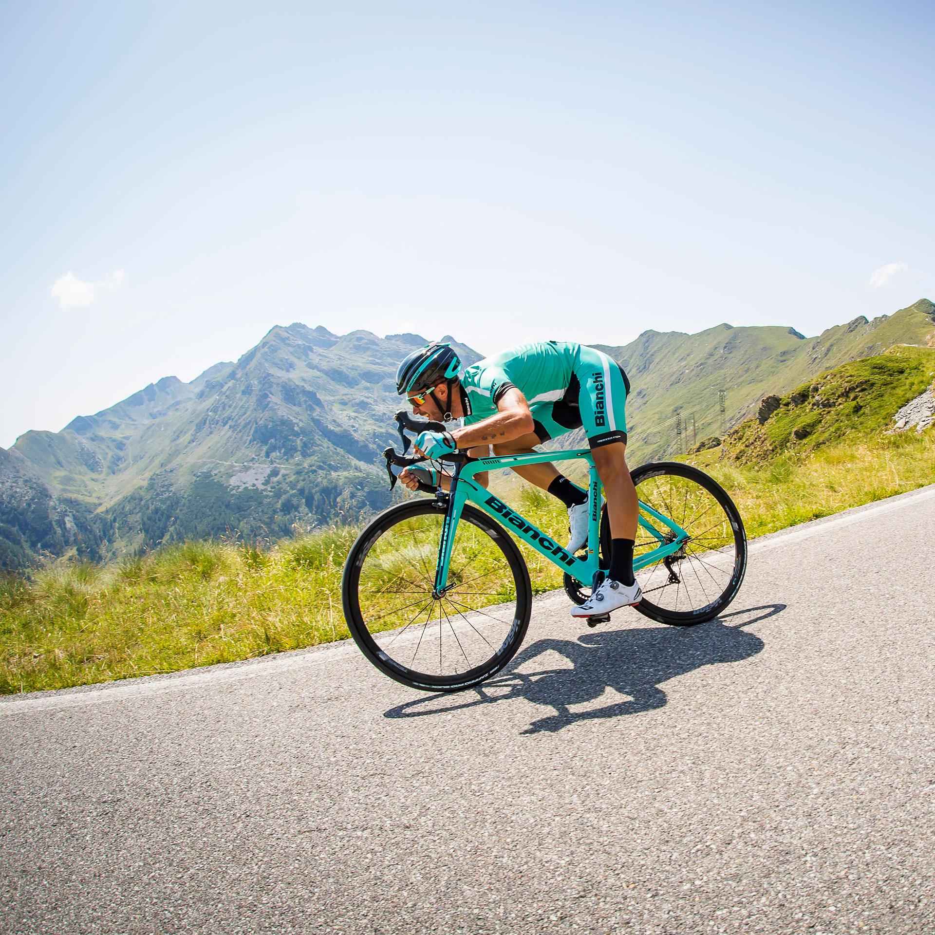 Bianchi Aria Road Bike