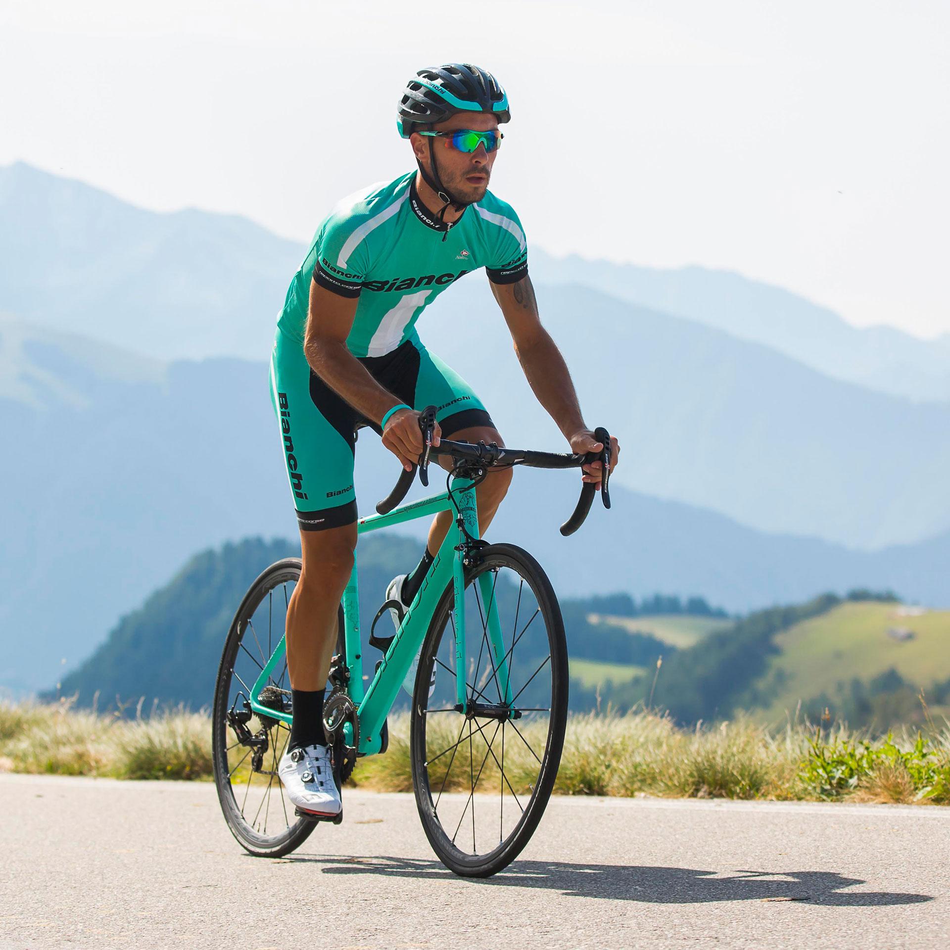 Bianchi Specialissima Road Bike