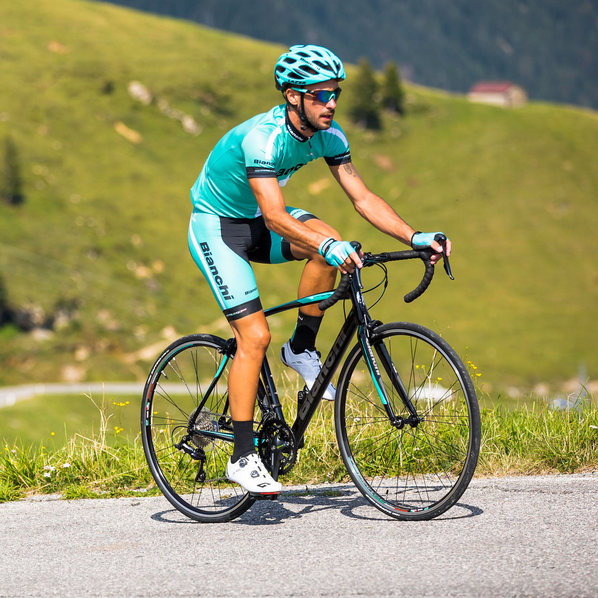 Bianchi Via Nirone Road Bike