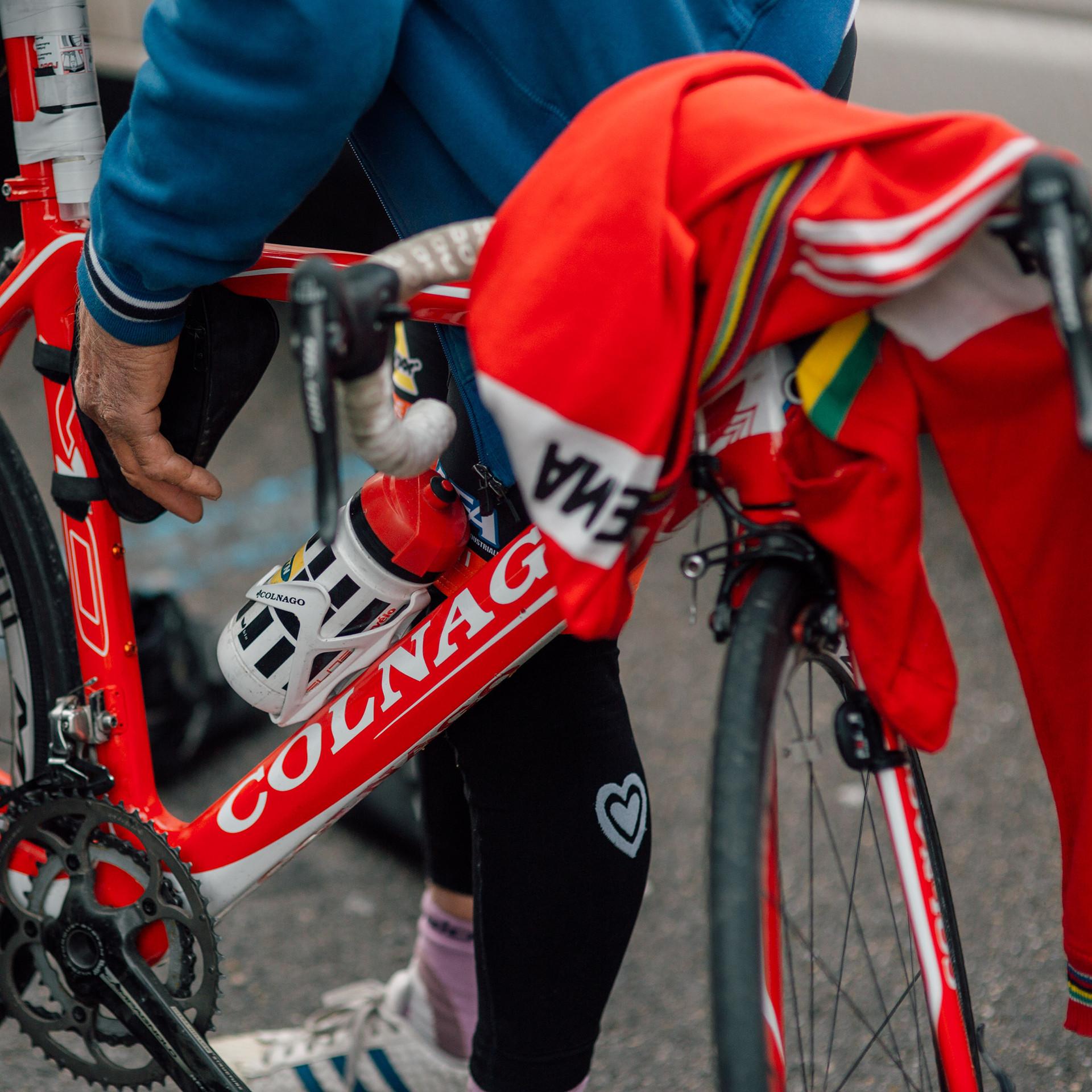 Bike Preparation