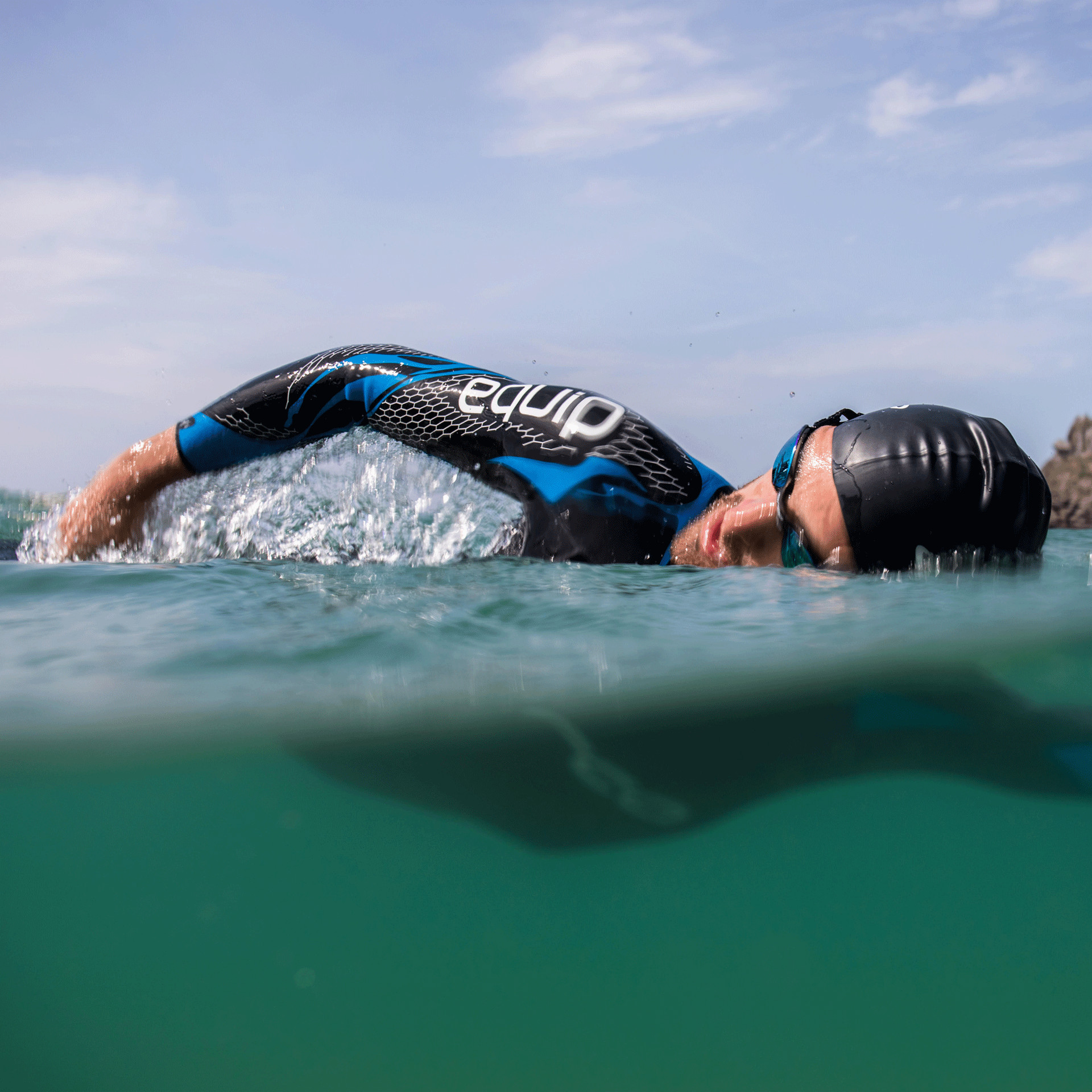 Orca Equipe wetsuit