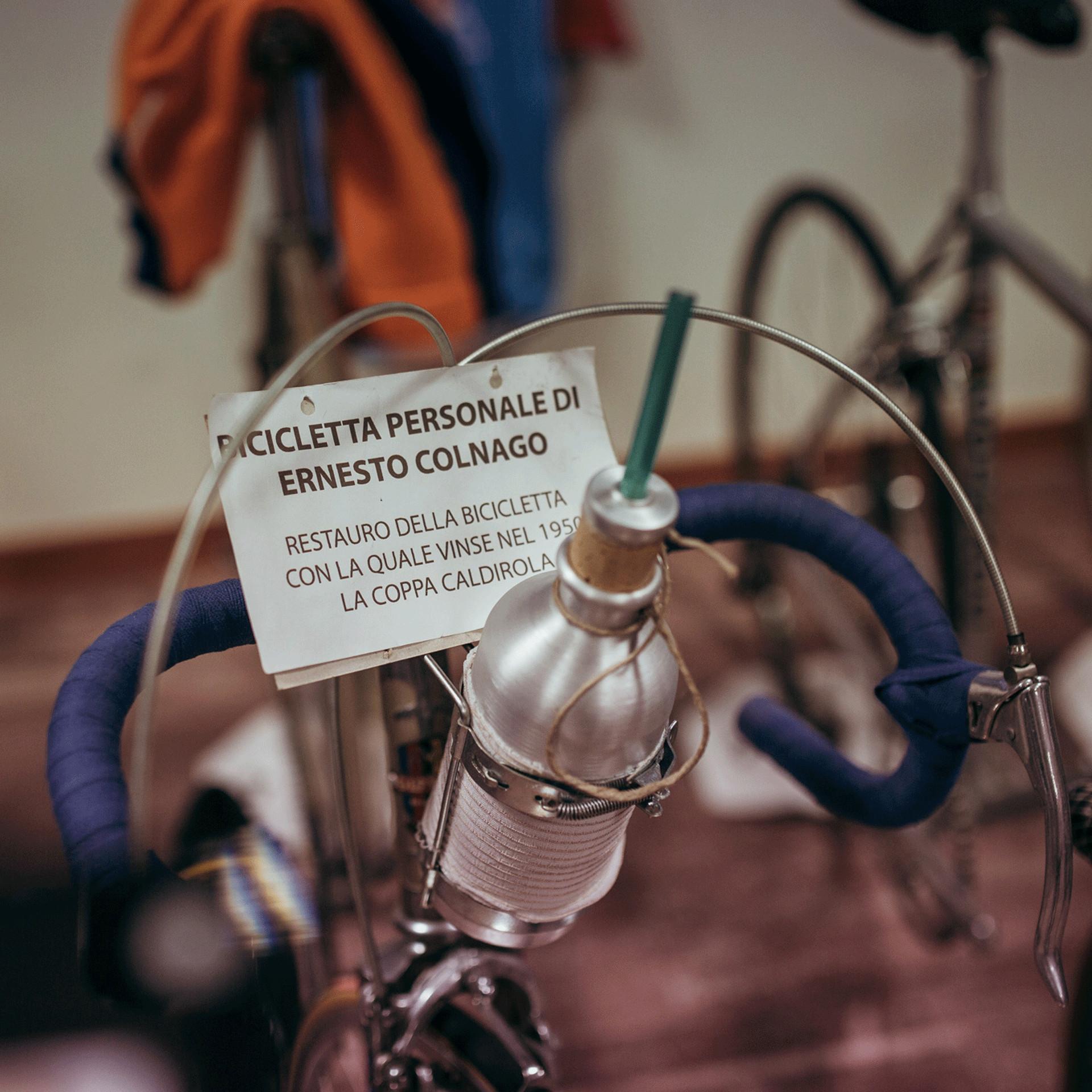 Ernesto's bike