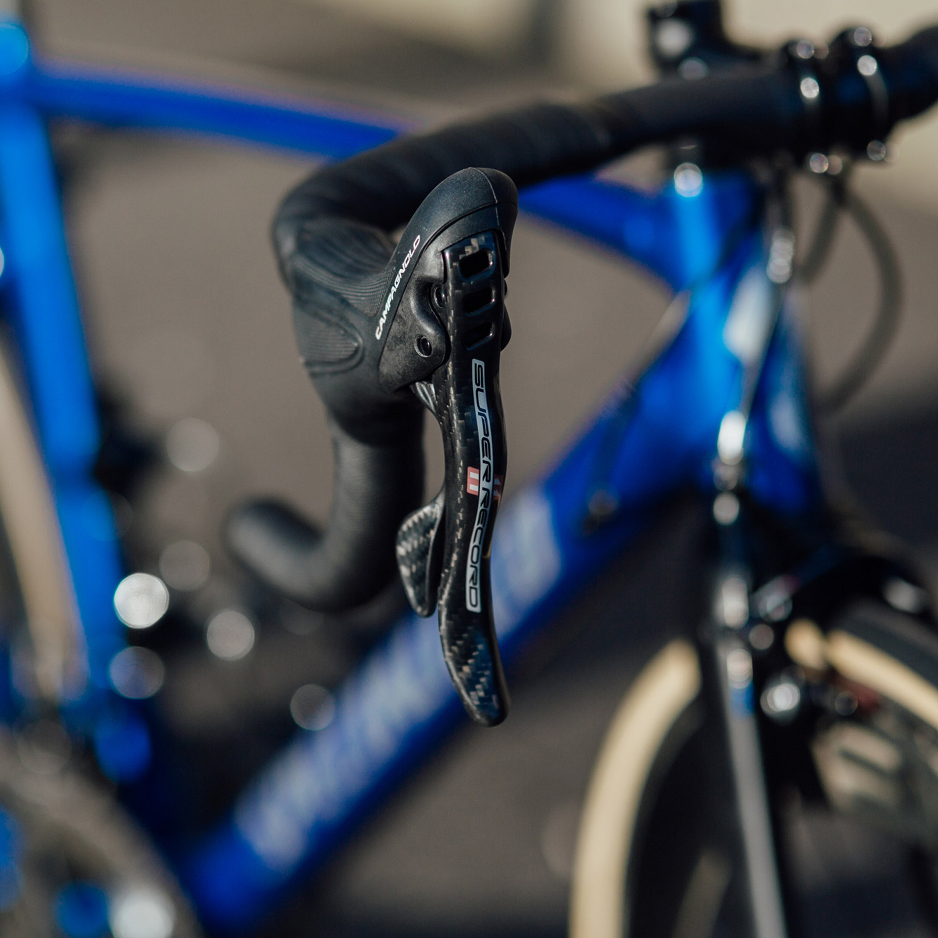 Jake Armstrong Campagnolo Lever BAAW
