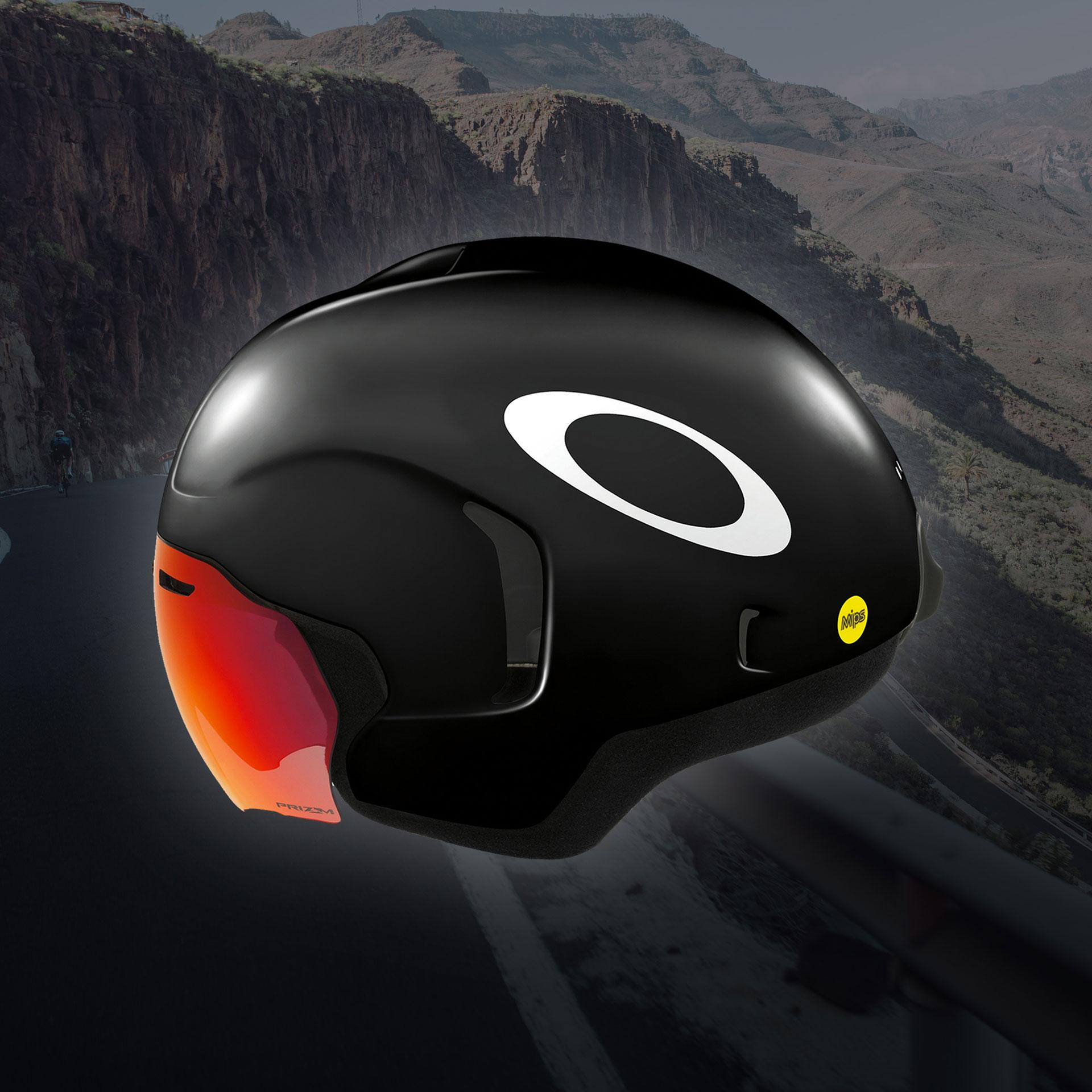Oakley Aro 7 MIPS TT Helmet