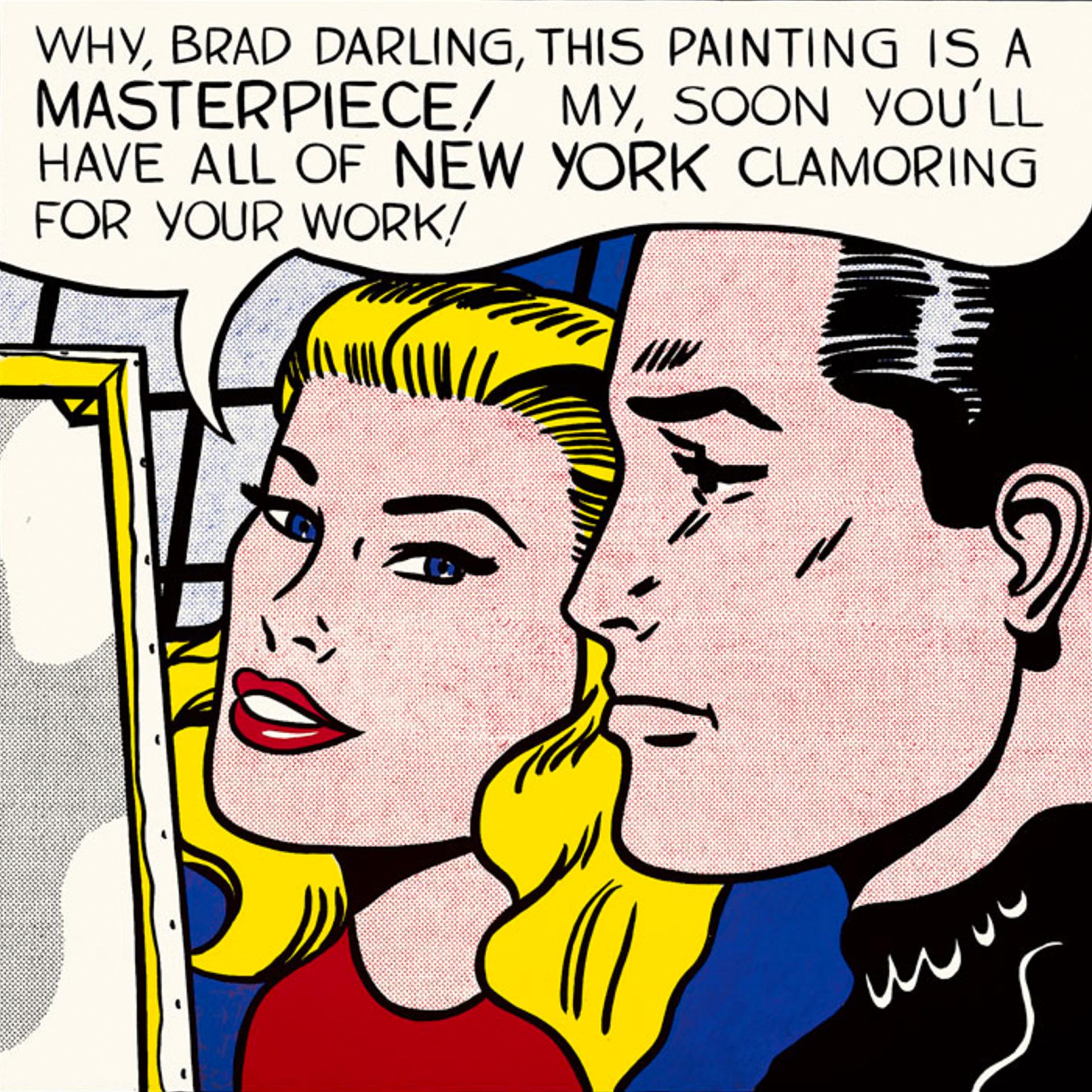 Lichtenstein Masterpiece