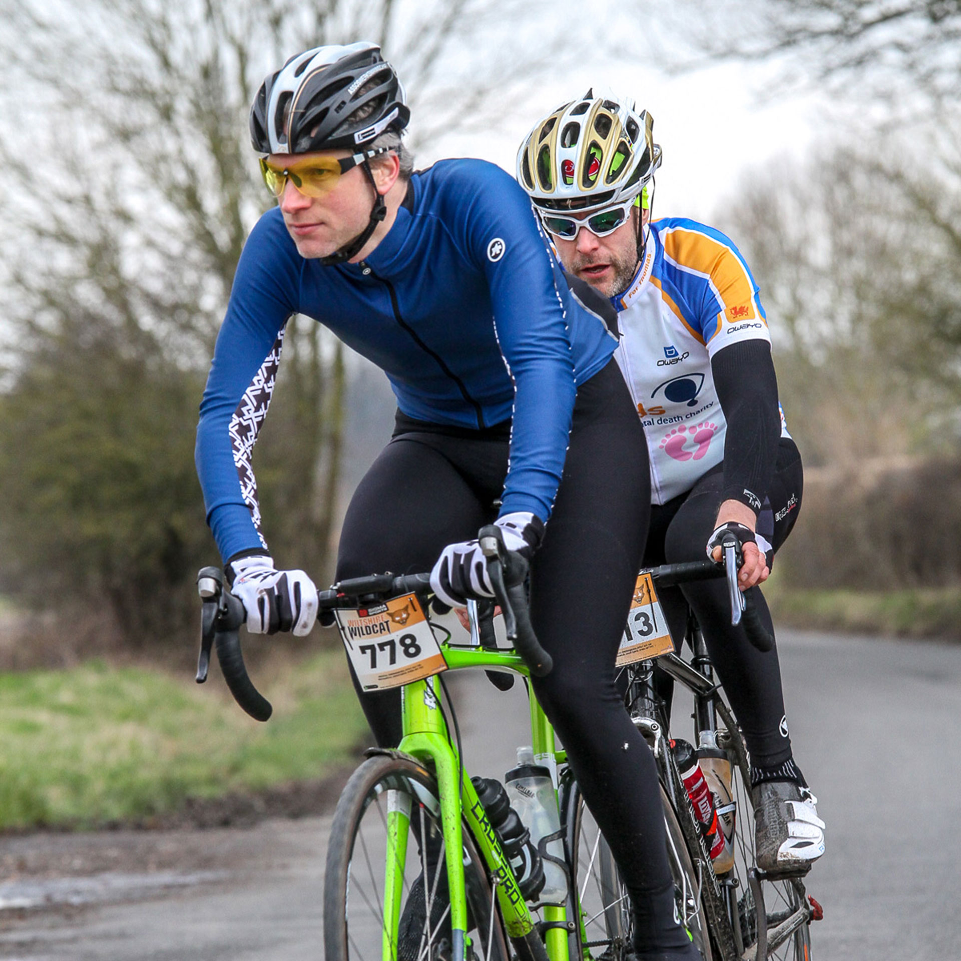 Sigma Sports Wiltshire Wildcat Sportive Richard Todd