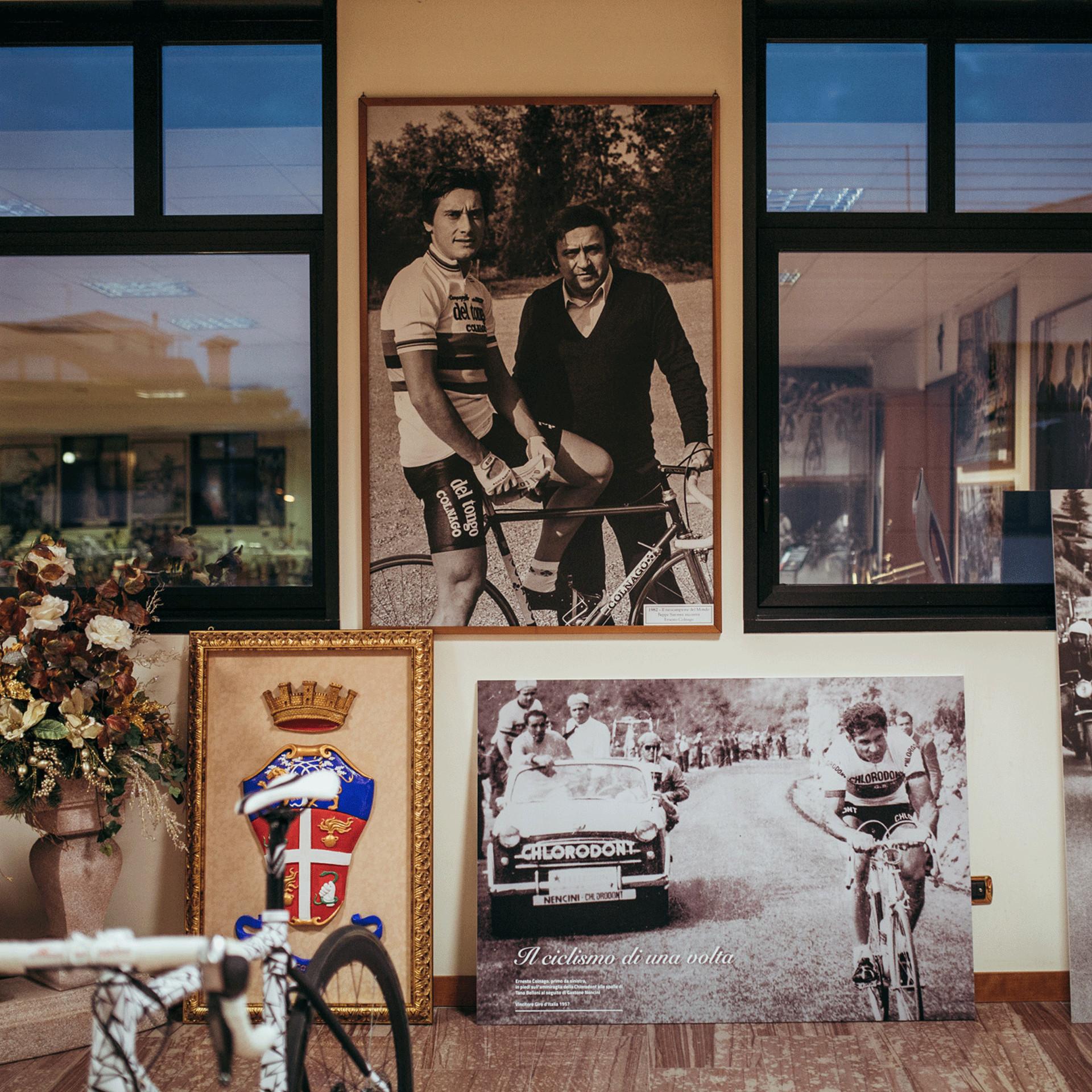 Colnago riders