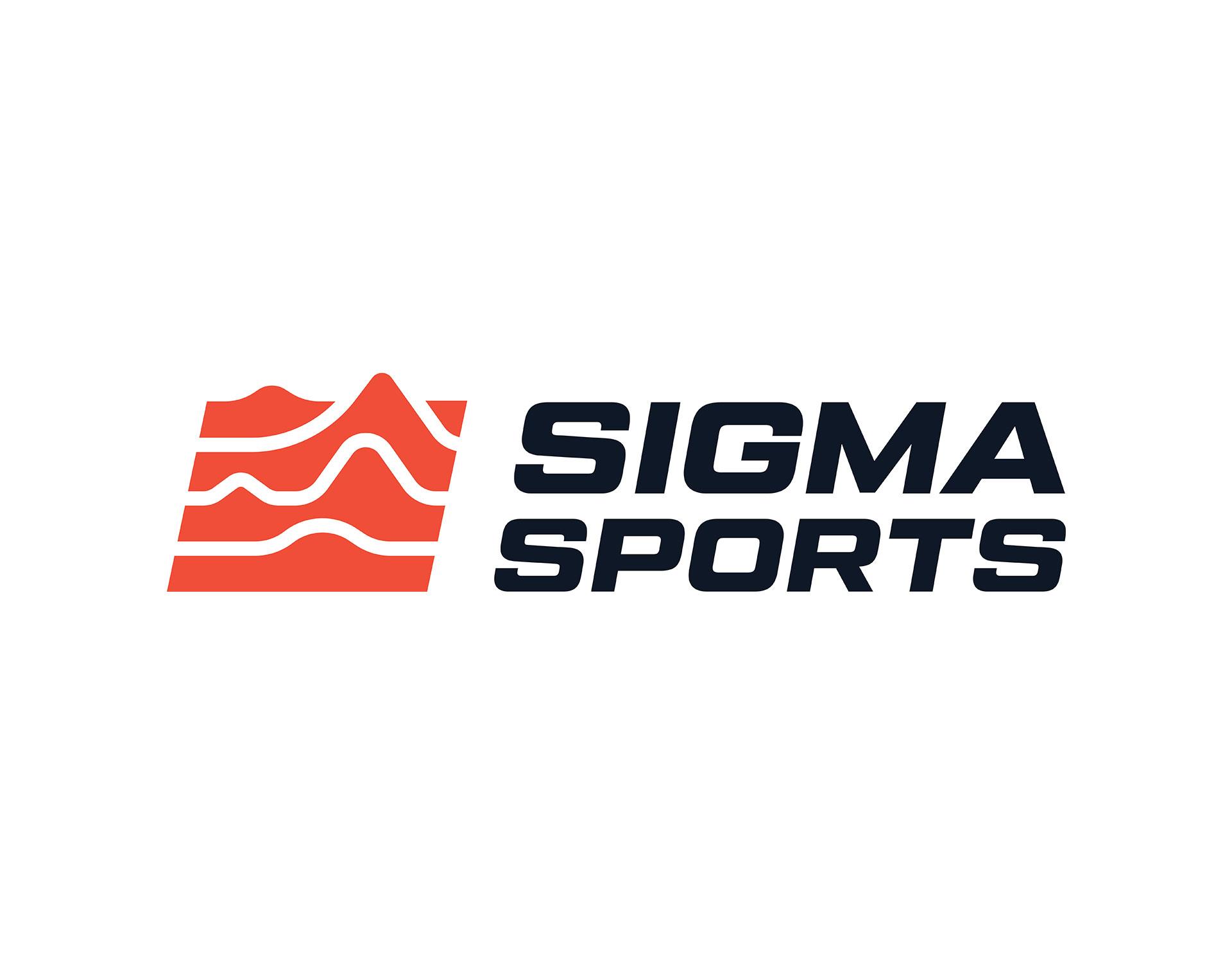 Sigma Sports New Logo