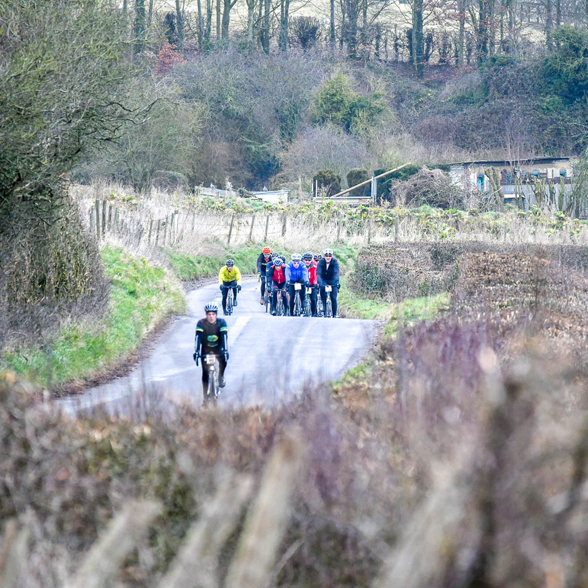 Sigma Sports Wiltshire Wildcat Sportive Group Ride