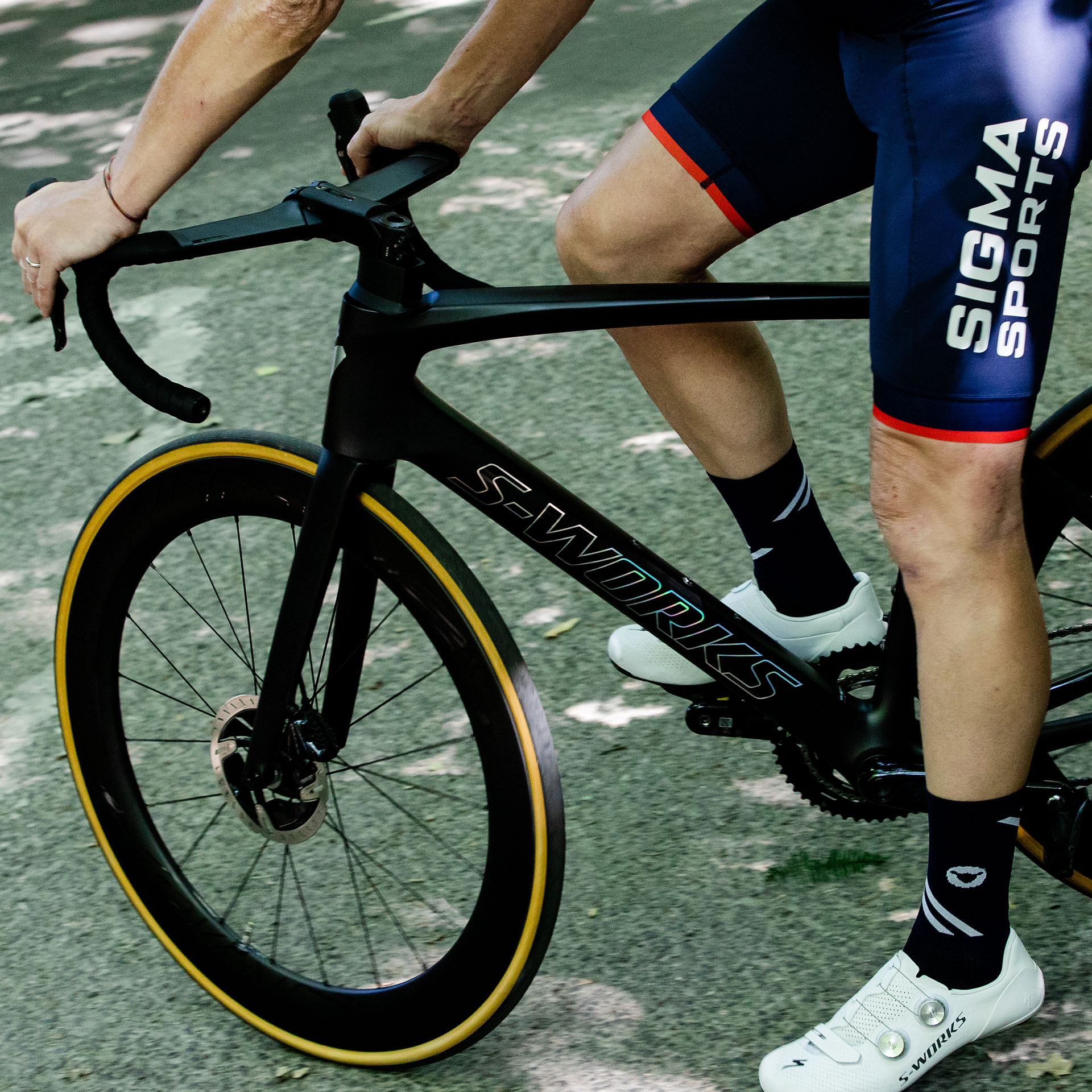 Specialized S-Works Venge Road Bike 2019 Downtube