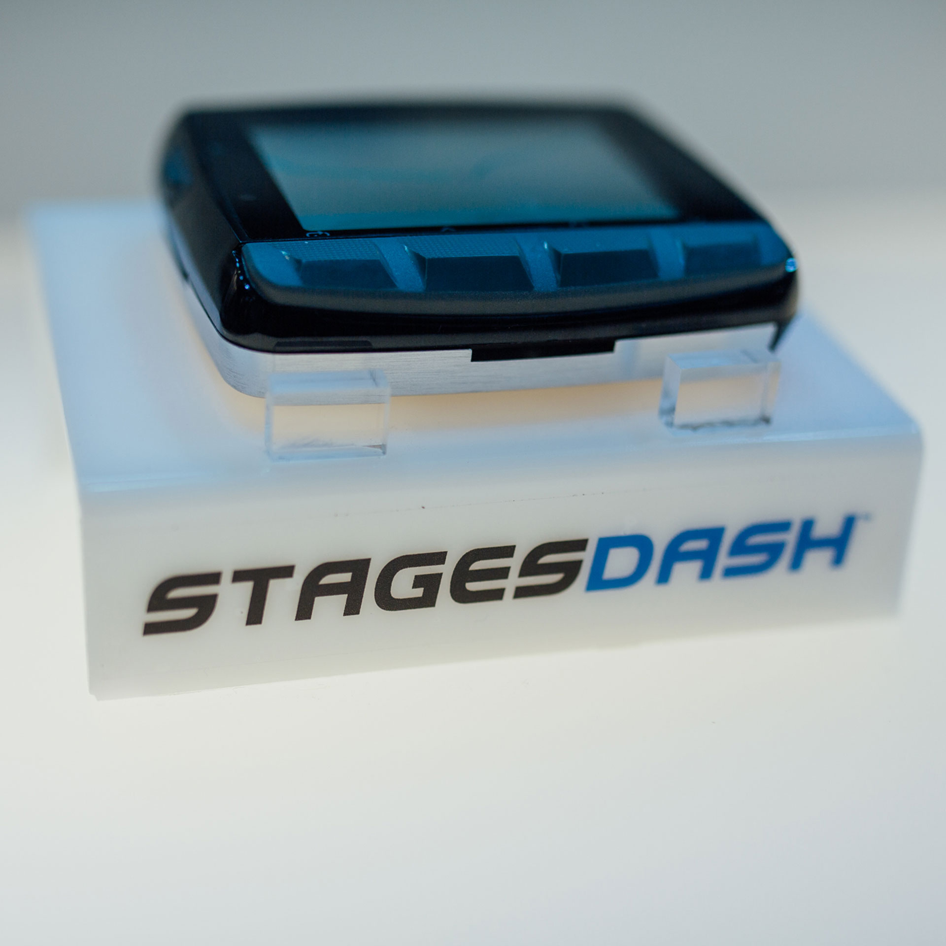 Stages Dash L50 GPS Cycling Computer Side